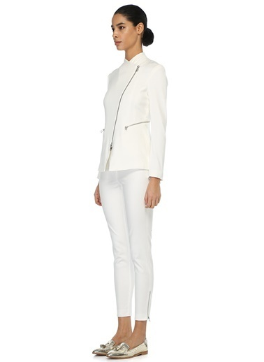 Veronica Beard Pantolon Beyaz